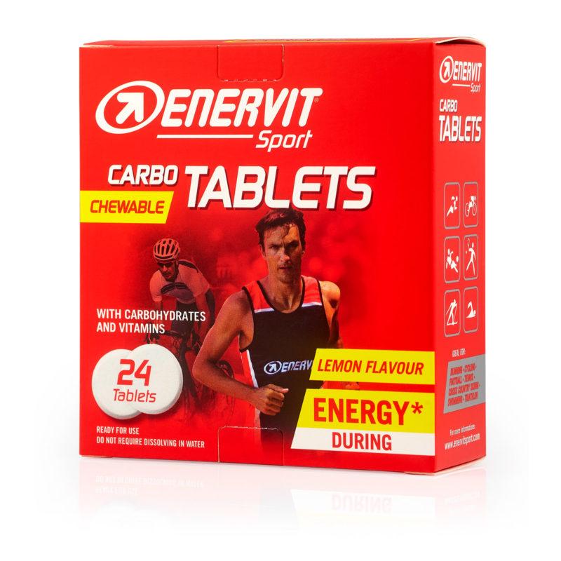 Enervit tabletki energetyczne